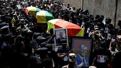 Amid Ethiopia unrest, Amhara political party spokesman arrested