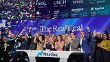 Luxury online reseller The RealReal soars 40% in debut