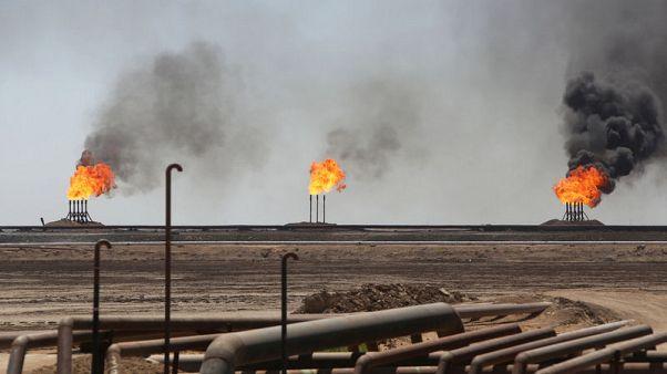 مسؤولون: متوسط صادرات النفط من جنوب العراق حتى الآن في يونيو 3.44 مليون ب/ي