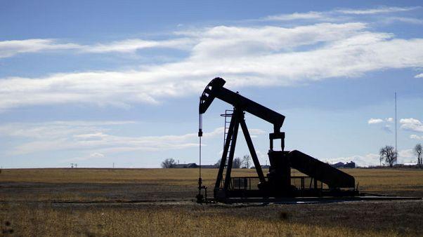انتاج النفط الأمريكي في أبريل يسجل مستوى قياسيا شهريا فوق 12 مليون ب/ي