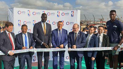 NBA and Agence Française de Développement expand  Jr. NBA program in Morocco as part of  Multiyear Partnership