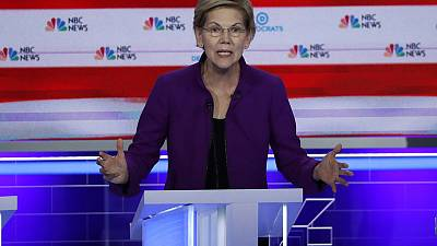 Presidential candidate Warren says she won't give ambassador positions to donors