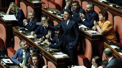 Renzi, separare politica da giudici