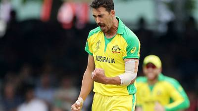 Australia unlikely to rest Starc or Cummins against New Zealand - Finch