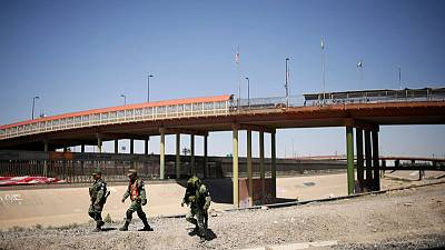 Apprehensions on Mexico border to drop 25% this month, U.S. says