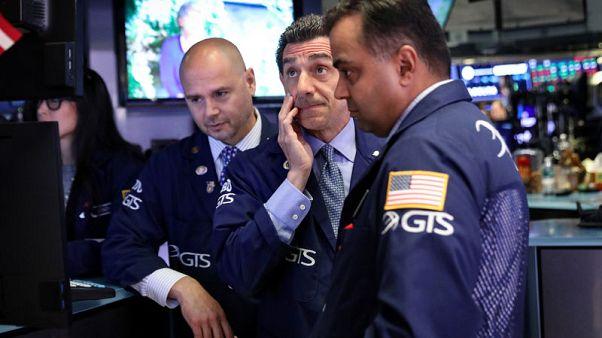 بورصة وول ستريت تغلق مرتفعة مع ترقب المستثمرين اجتماع ترامب وشي