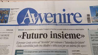 Avvenire: i giovani guardano al futuro