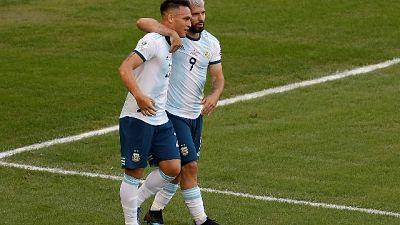 Copa America: l'Argentina in semifinale