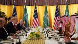 Trump says he 'appreciates' Saudi purchase of U.S. military equipment
