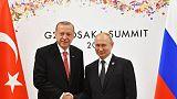أردوغان يقول إنه لا توجد انتكاسات في صفقة إس-400 مع روسيا