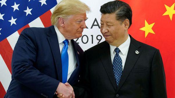 شينخوا: أمريكا لن تفرض رسوما جديدة على الصادرات الصينية