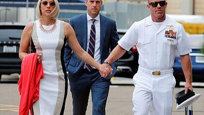 Defence rests in war crimes trial of U.S. Navy SEAL platoon leader
