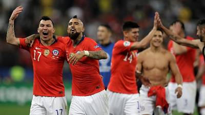 Coppa America: Cile in semifinale