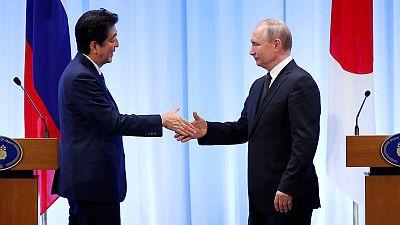 Russia, Japan make progress in joint activities on disputed islands - Putin