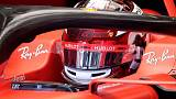 Leclerc sets the pace for Ferrari in final practice in