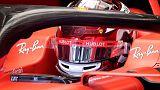 لوكلير الأسرع في التجارب الحرة الأخيرة لسباق النمسا لفورمولا 1