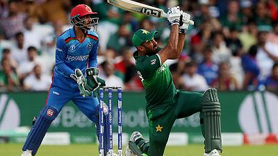 Pakistan edge Afghanistan in World Cup thriller