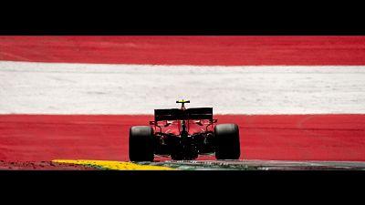 """F1:Austria,Leclerc """"Dispiace per Vettel"""""""
