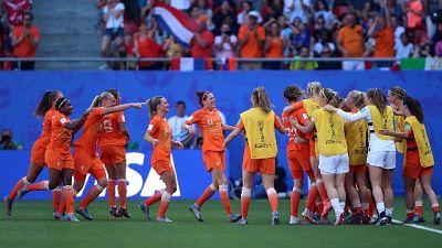 Italia-Olanda 0-2, finisce sogno azzurre