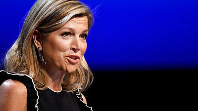 Dutch queen criticized over meeting with Saudi prince