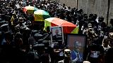 Ethiopia airs voice of alleged coup leader killed in crackdown