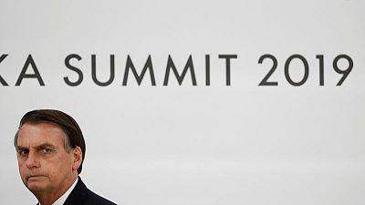Bolsonaro says EU-Mercosur deal should trigger 'domino effect' boosting Brazil trade