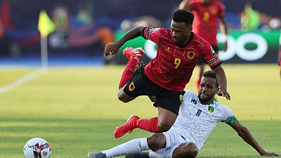 Angola and Mauritania play out goalless draw at Cup of Nations