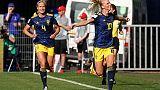 Mondiali donne: Germania-Svezia 1-2