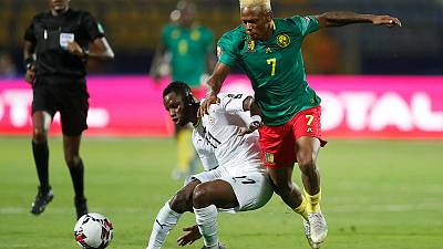 Cameroon and Ghana cancel each other out in forgettable 0-0 draw