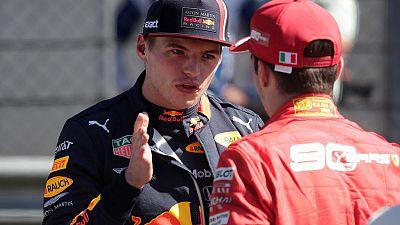 No talks with Verstappen, says Mercedes boss
