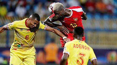 Benin, Guinea Bissau complete hat-trick of goalless draws