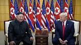 After surprise Trump-Kim meeting, U.S. and North Korea to reopen talks