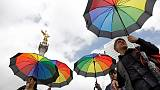 'Here, I feel free': Mexico City celebrates role as haven for LGBTQ migrants