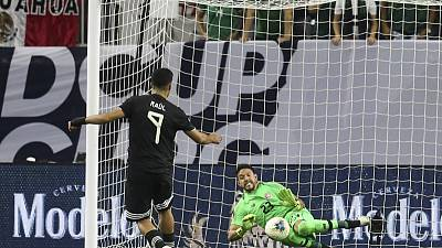 Mexico into Gold Cup semis after shootout win over Costa Rica