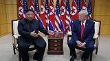 ترامب: أمريكا وكوريا الشمالية تتفقان على استئناف المحادثات النووية