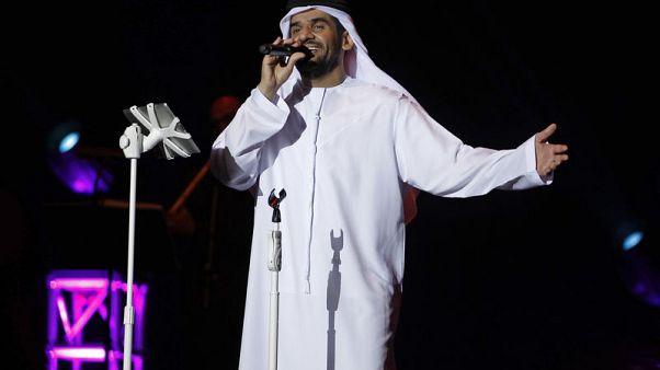 حسين الجسمي متألقا سابحا ببحر الشوق في ختام مهرجان موازين إيقاعات العالم بالمغرب