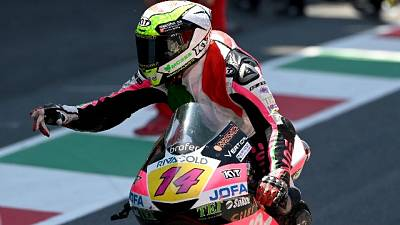 Moto3: Olanda, vince Arbolino