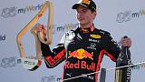 Verstappen wins in Austria after thrilling duel with Leclerc