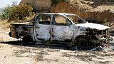 Turkey says six Turks held by Haftar in Libya, demands release