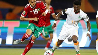 Ivory Coast's Aurier out for next game but not the tournament
