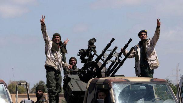 قوات حفتر تقول إنها دمرت طائرة تركية مسيرة في ليبيا