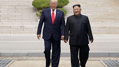 U.S. Democratic candidates dump on Trump over North Korea meeting