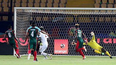 Yattara scores twice for Guinea to down 10-man Burundi