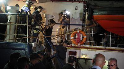 Sea Watch:domani interrogatorio capitana