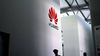 White House official - New sales to China's Huawei to cover only widely available goods