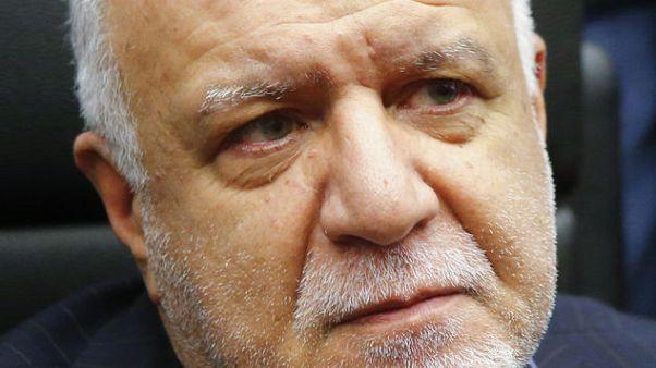 """وزير النفط الإيراني ليس  لديه مشكلة في خفض الإنتاج ويهاجم """"الأحادية"""""""