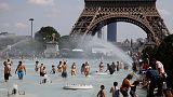 France removes heatwave alert for Paris