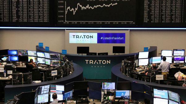 أسهم أوروبا ترتفع لأعلى مستوى في شهرين بفضل آمال التجارة