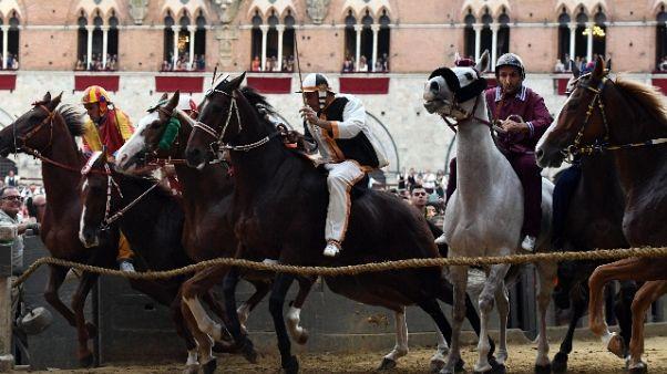 Palio Siena: Selva vince la quarta prova