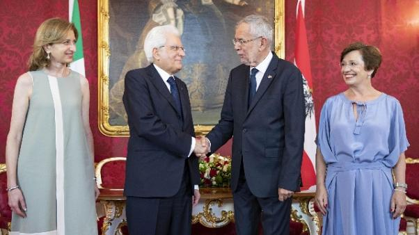 Ue: Mattarella, serve intesa su nomine